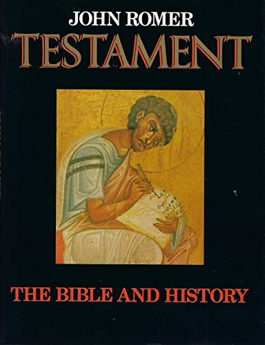 TESTAMENT : THE BIBLE AND ITS HISTORY