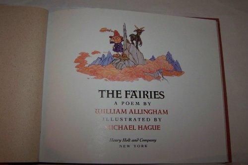 The Fairies: Allingham, William; Hague, Michael