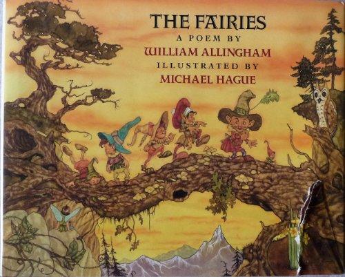 The Fairies - SIGNED: Allingham, William; Hague,