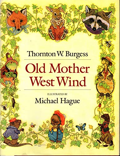 9780805010053: Old Mother West Wind