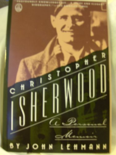 9780805010299: Christopher Isherwood: A Personal Memoir