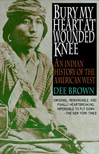 reaction paper bury my heart at wounded knee Bury my heart at wounded knee: the other national anthem  i don't know  about you, but i can count the white people i know that are itching.