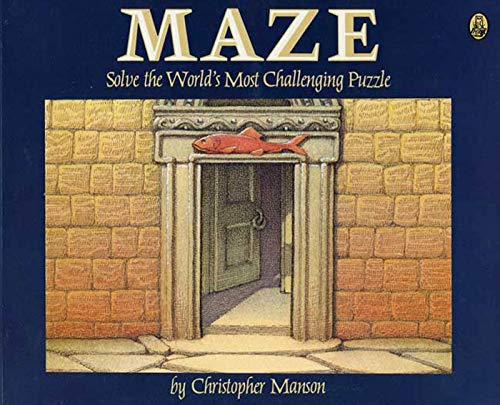 9780805010886: Maze: Solve the World's Most Challenging Puzzle