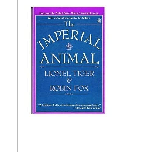 9780805011548: Imperial Animal