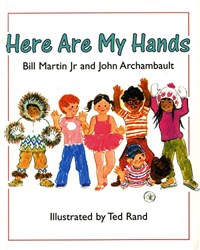 9780805011685: Here Are My Hands (Owlet Book)