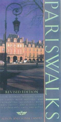 9780805011746: Pariswalks