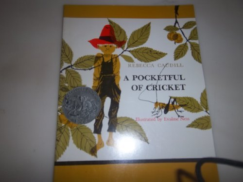 9780805012002: A Pocketful of Cricket