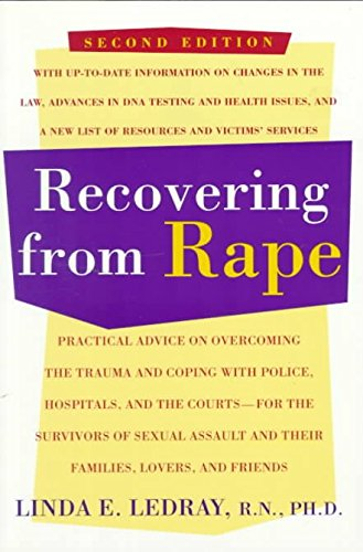 9780805012538: Recovering from Rape