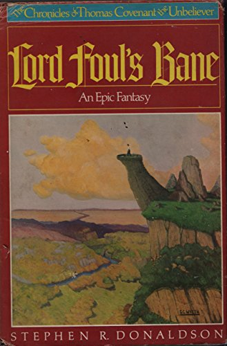 9780805012729: Lord Foul's Bane (Chronicles of Thomas Covenant, the Unbeliever)