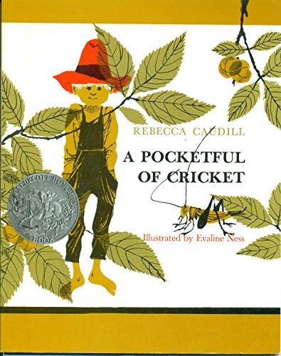 9780805012750: A Pocketful of Cricket