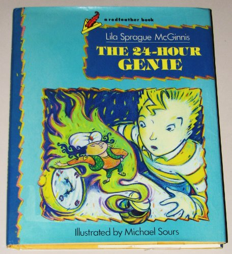 9780805013030: The 24-Hour Genie (Redfeather Books)