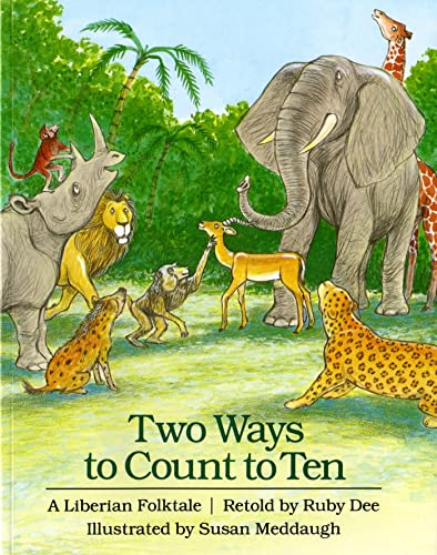 9780805013146: Two Ways to Count to Ten: A Liberian Folktale