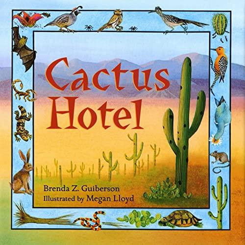 9780805013337: Cactus Hotel (Owlet Book)
