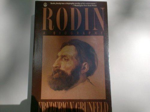 9780805013634: Rodin: A Biography