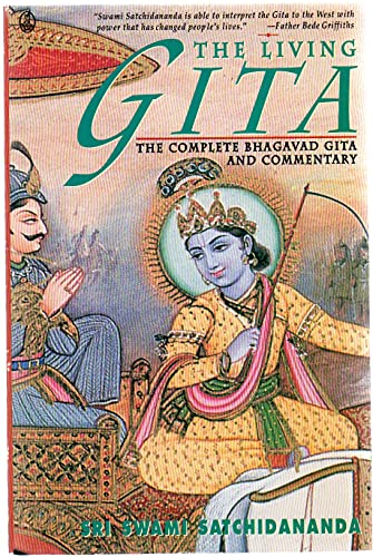 9780805014006: The Living Gita: The Complete Bhagavad Gita : A Commentary for Modern Readers