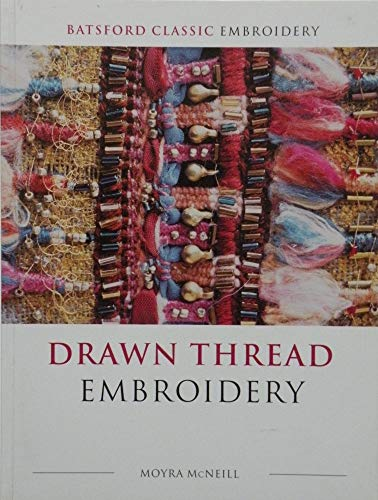 9780805014068: Drawn Thread Embroidery (An Owl Book)