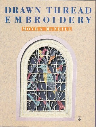 9780805014068: Drawn Thread Embroidery (An Owl Book)