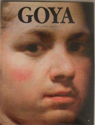9780805014440: Goya (Masters of Modern Art)