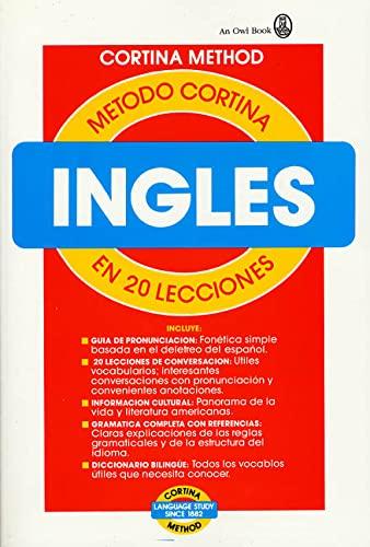Método Cortina: inglés en 20 lecciones: Cortina, R. Diez