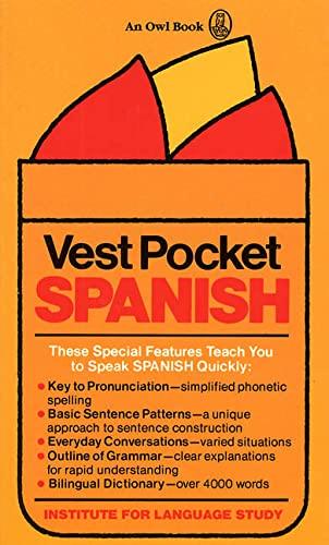 Vest Pocket Spanish: N/A