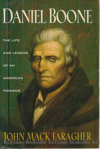 9780805016031: Daniel Boone: The Life and Legend of an American Pioneer
