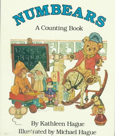 9780805016796: Numbears: A Counting Book