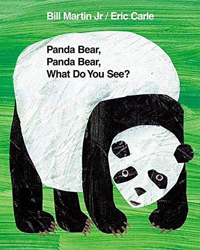 9780805017588: Panda Bear, Panda Bear, What Do You See? (Brown Bear and Friends)