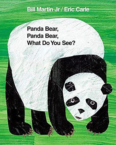 9780805017588: Panda Bear, Panda Bear, What Do You See? (Brown Bear and Friends)
