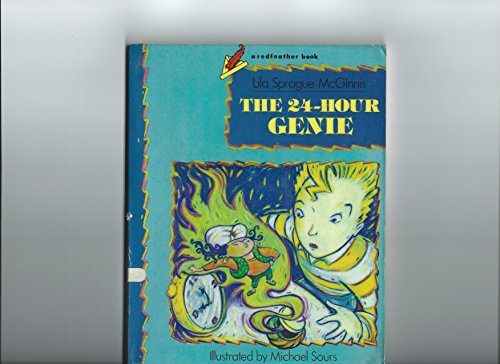9780805018455: The 24 Hour Genie (Redfeather Book)