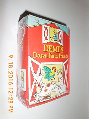 9780805019568: Demi's Dozen Farm Friends