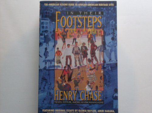 9780805020892: In Their Footsteps: The American Visions Guide to African-American Historical Sites