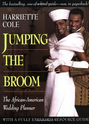 9780805021424: Jumping the Broom: The African-American Wedding Planner