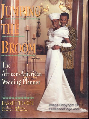 9780805021431: Jumping the Broom: The African-American Wedding Planner