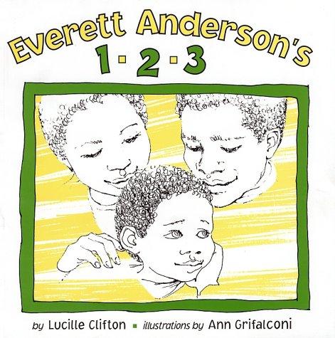 9780805023107: Everett Anderson's 1-2-3