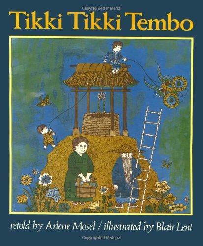 9780805023459: Tikki Tikki Tembo (Henry Holt Big Books)