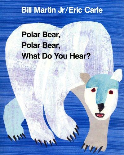 9780805023466: Polar Bear, Polar Bear, What Do You Hear? (Brown Bear and Friends)