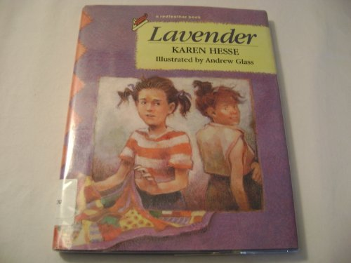 9780805025286: Lavender (Redfeather Books)