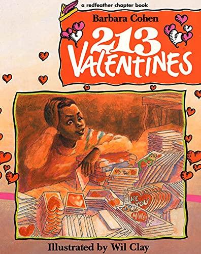9780805026276: 213 Valentines (Redfeather Book)
