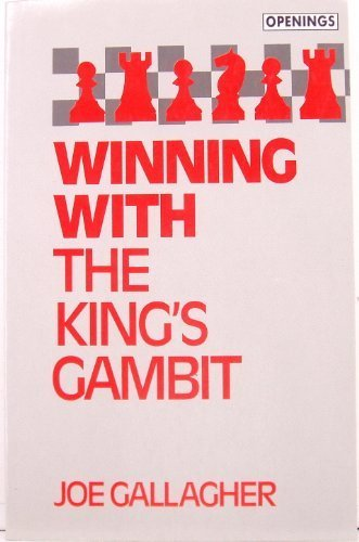9780805026313: Winning With the King's Gambit (Batsford Chess Library)