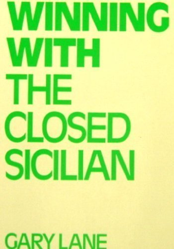 9780805026375: Winning With the Closed Sicilian (Batsford Chess Library)