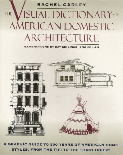 9780805026467: The Visual Dictionary of American Domestic Architecture (Henry Holt Reference Book)