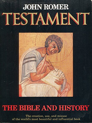 9780805026924: Testament: The Bible and History
