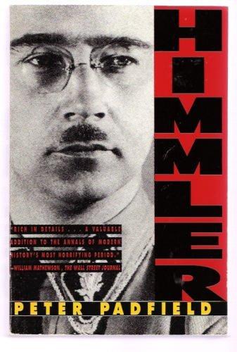 9780805026993: Himmler: Reischfuehrer-Ss