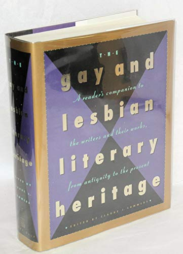 9780805027167: Gay and Lesbian Literary Heritage