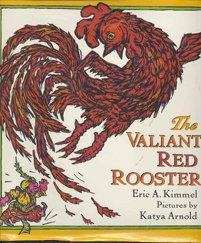 The Valiant Red Rooster