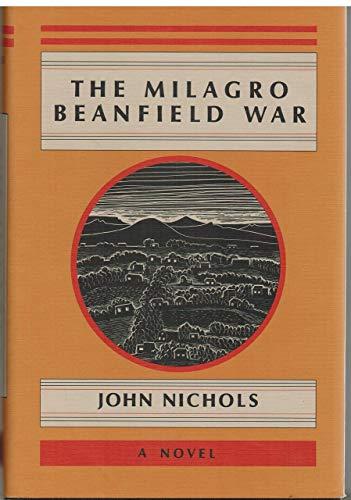 9780805028058: The Milagro Beanfield War