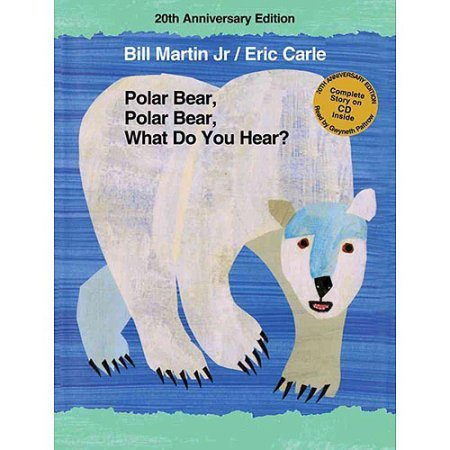 9780805028157: Polar Bear, Polar Bear, What Do You Hear? (A Mini Book)