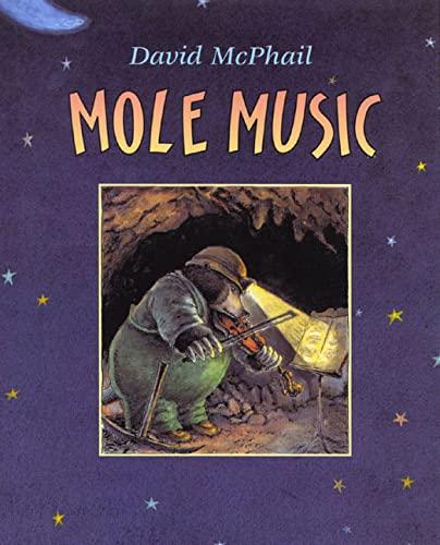 9780805028195: Mole Music