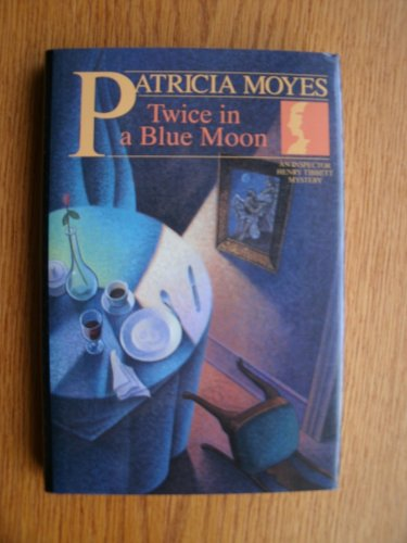 9780805028232: Twice in a Blue Moon (Henry Holt Mystery Series)