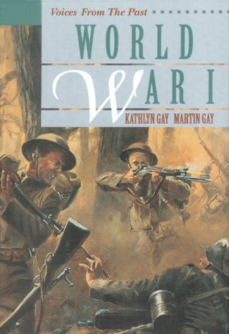 9780805028485: World War I (Voices from the Past)
